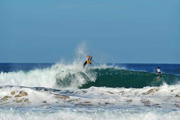 Finale der Bodysurfer.  Foto: DWV / Oliver Mehlis