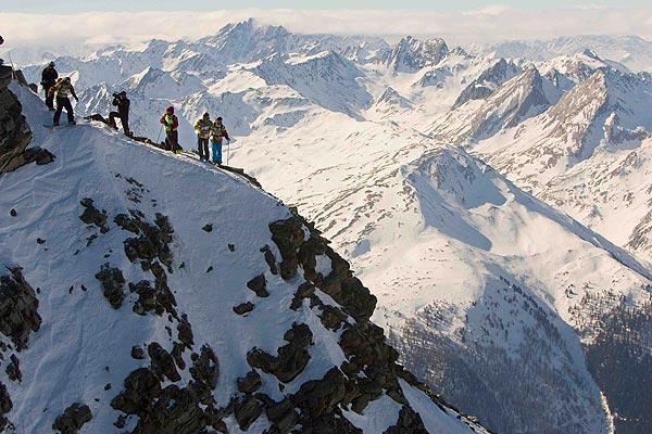 Big Mountain Pro 2008.  Foto: Veranstalter