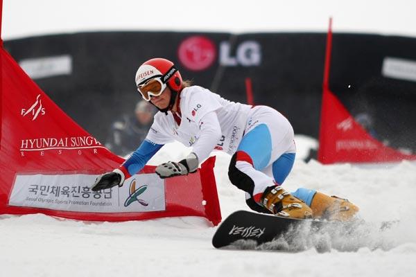 Weltmeisterin Fraenzi Maegert-Kohli.  Foto: fotograferen.net