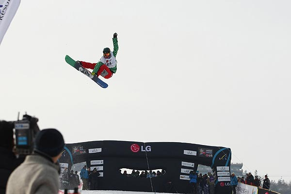 Der neue Weltmeister Aono.  Foto: fotograferen.net
