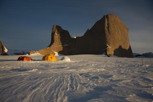 Wunderschöne Landschaft der Antarktis.  Foto: Veranstalter
