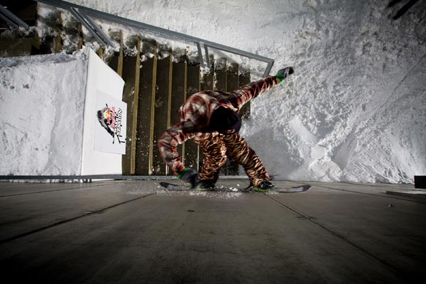 Red Bull Warm Up Session 2009.  Foto: Lorenz Holder