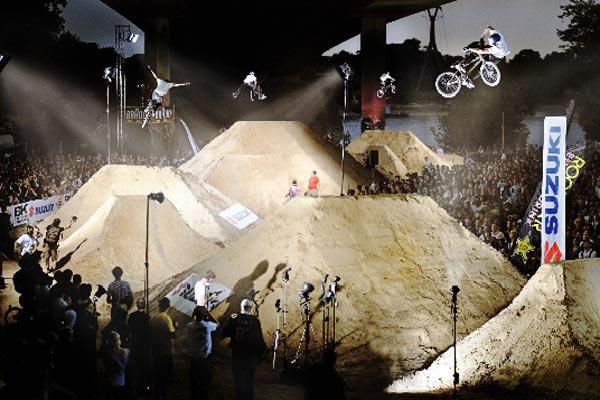 BMX Worlds kommen nach Köln.  Foto: Dan Vojtech