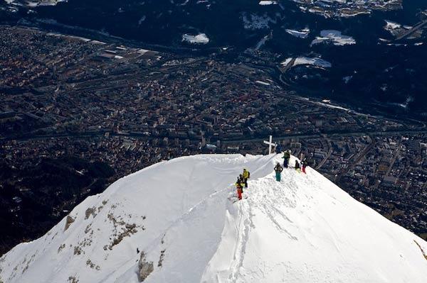 Innsbruck.  Foto: oneilleurope.com