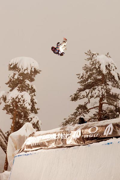 Matt Ladley in Oslo.  Foto: Tommy Solstad