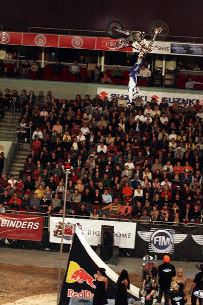 Remi Bizouard.  Foto: IFMXF.com