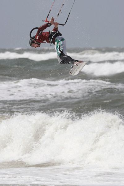 Mario Rodwald auf Sylt im vergangenen Jahr.  Foto: Veranstalter