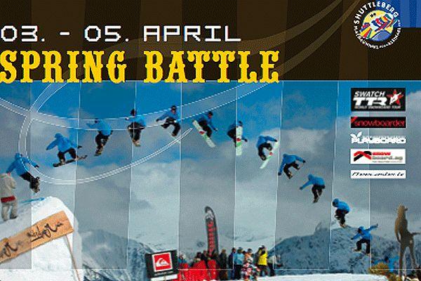 Spring Battle 2009 im Absolut Park.  Foto: Veranstalter