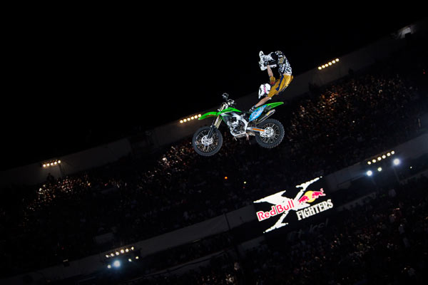 Red Bull X-Fighters 2009 in Mexico.  Foto: flohagena.com