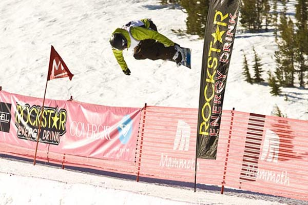 Kelly Clark.  Foto: Mark Welch