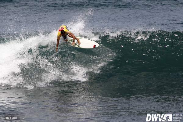 World Junior World Surfing Games in Ecuador.  Foto: T. Josek