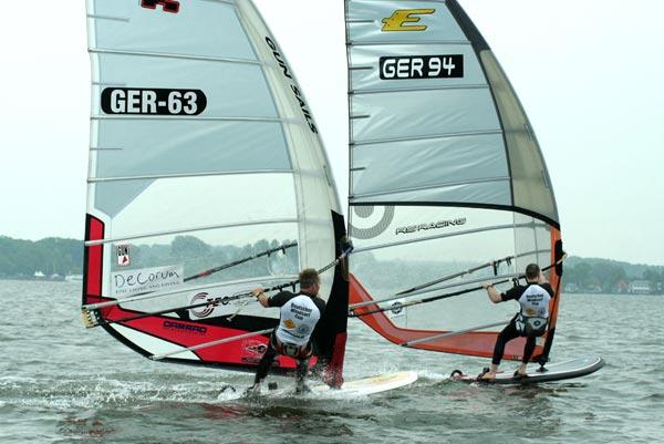 Helge Wilkens und Thade Behrends.  Foto: Veranstalter