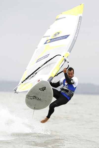 Surf Worldcup Summer Opening in Österreich.  Foto: Chris Singer