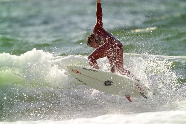 10 Fragen an den Surfer Melf Lange.