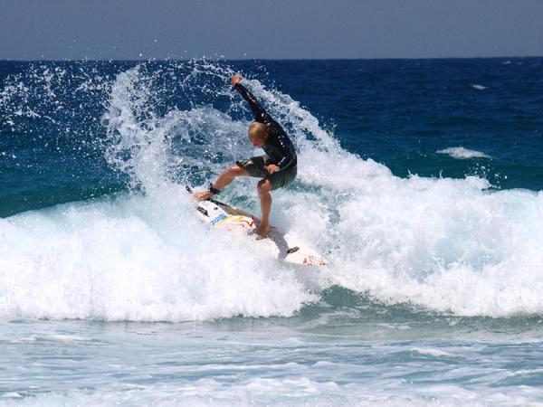 Surfer Gerry Schlegel im Porträt.  Foto: oxbow