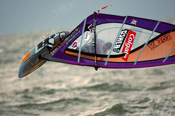 Windsurf Worldcup auf Sylt.  Foto: hoch-zwei.net