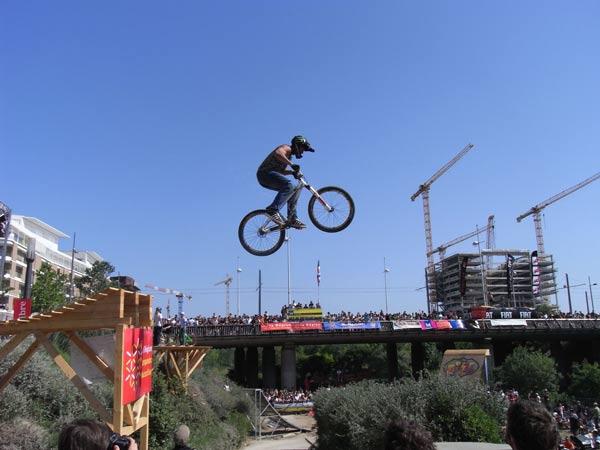 Lance McDermott beim FISE 2009 in Montpellier.  Foto: Marion Hellweg