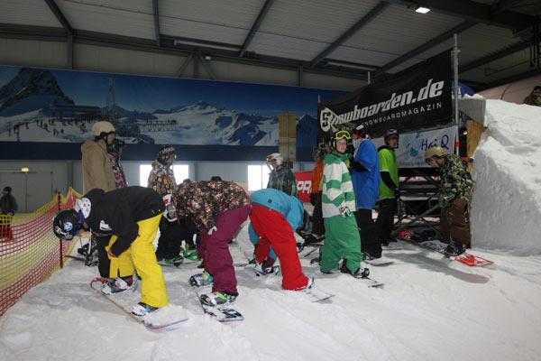 Snow Park Bispingen.  Foto: Paco, Qparks