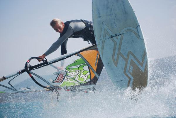 Team Surftoday: Adrian.  Foto: Team Surftoday