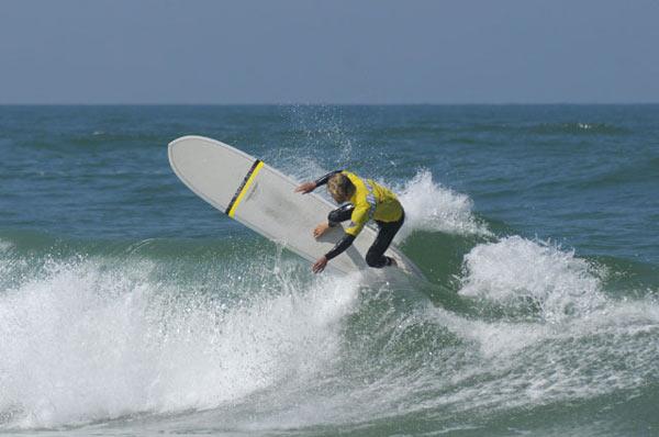 ADH Surf Cup Open 2009: Rider, Adrian Sieber Foto: Wavetours