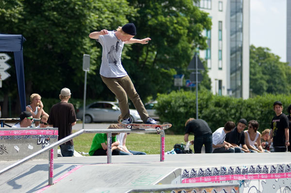 Club of Skaters.  Foto: Veranstalter