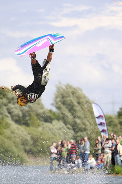 Local Support Wakeboard Challenge.  Foto: Veranstalter