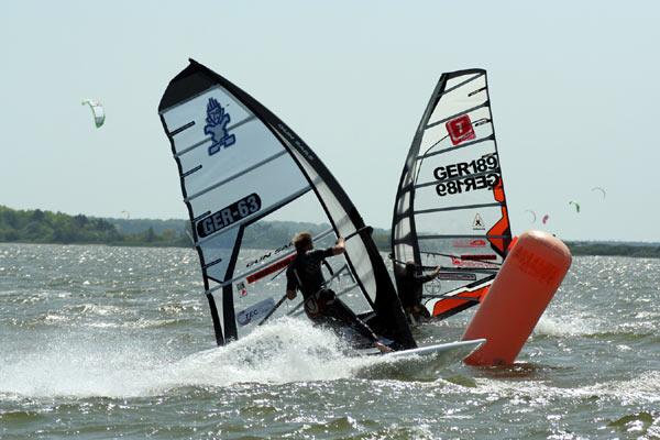 Deutscher Windsurf Cup.  Foto: Katja Buergelt