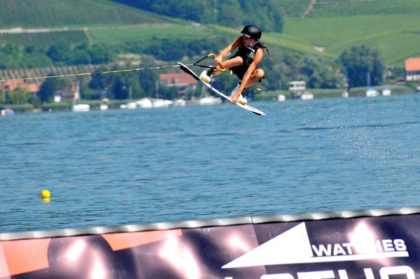 Justine Charriere Gewinnerin 08.  Foto: Veranstalter