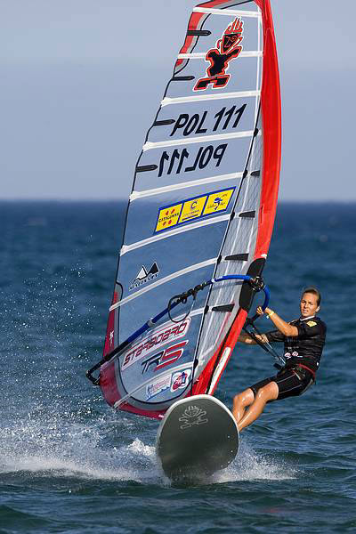 PWA World Tour Costa Brava.  Foto: John Carter