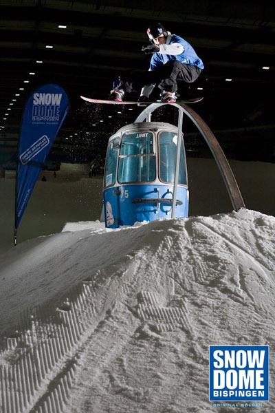 Snow Park Bispingen.  Foto: Veranstalter