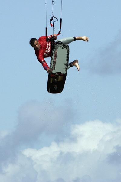 Kitesurf World Cup auf Sylt.  Foto: brandguides