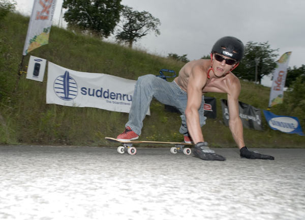 Finalist Janick Millason (23) aus Baden Foto: Lukas Egli