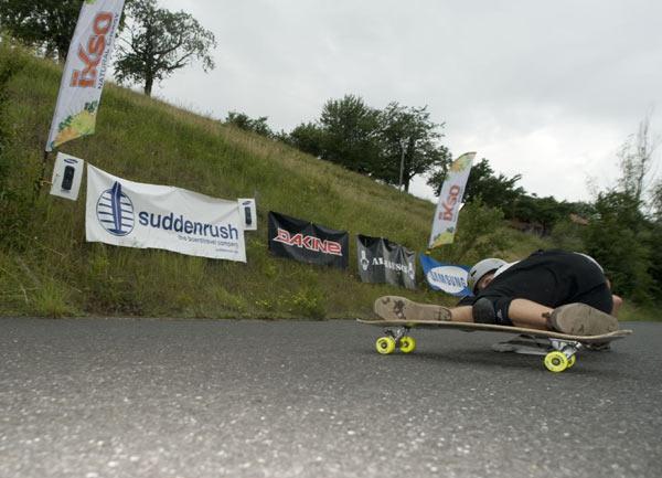 Der Sieger Nico Altwegg (17) aus Wetzikon Foto: Lukas Egli