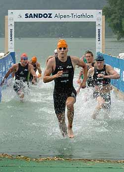 Foto: Sandoz Alpen Triathlon