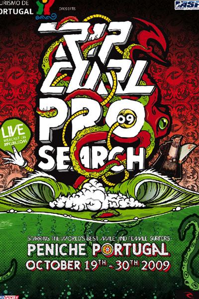 Rip Curl Pro Search 2009.  Foto: Veranstalter