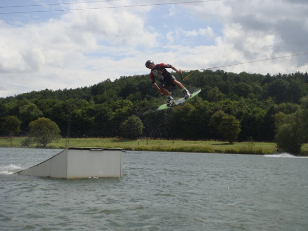 Infinite Wakeboard Camp.  Foto: Infinite