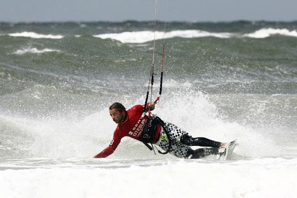 Kitesurf World Cup 2009 auf Sylt.  Foto: reemedia/reemedia