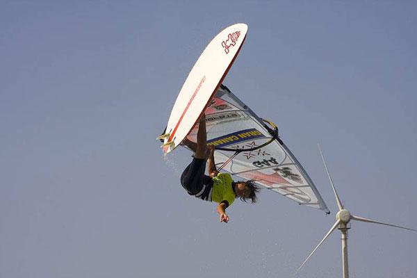 Philipp Köster auf Gran Canaria.  Foto: Veranstalter