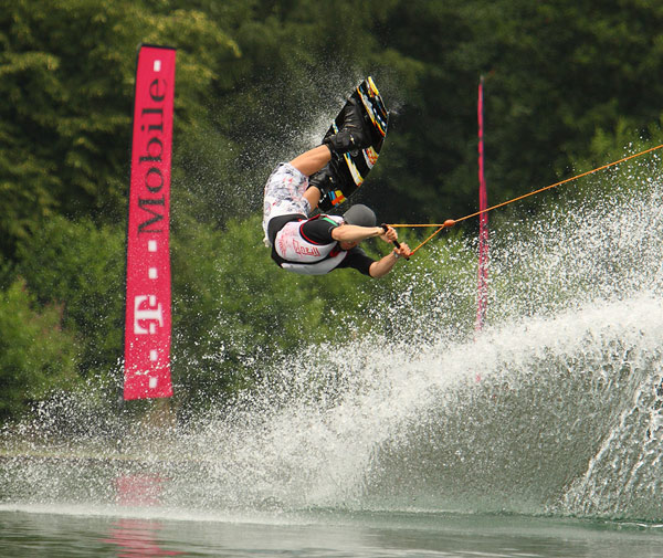 T-Mobile Local Support Wakeboard Challenge 2009 Foto: P. Beier