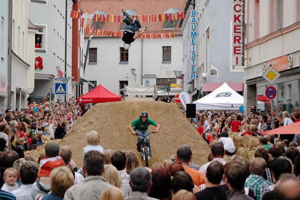 Menschenmenge beim Altstadtfest.  Foto: privat