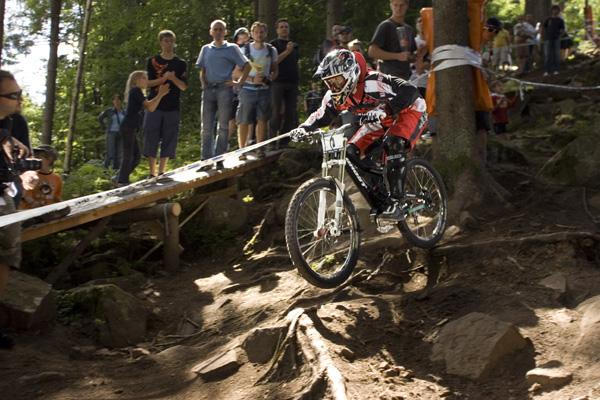iXS German Downhill Cup 2009 Foto: Thomas Dietze