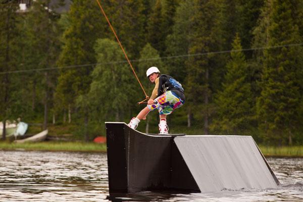 Wakeboard EM 2009 Finnland Foto: Veranstalter