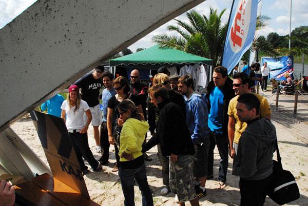 Paddelmeisterschaften 2009 Foto: Veranstalter