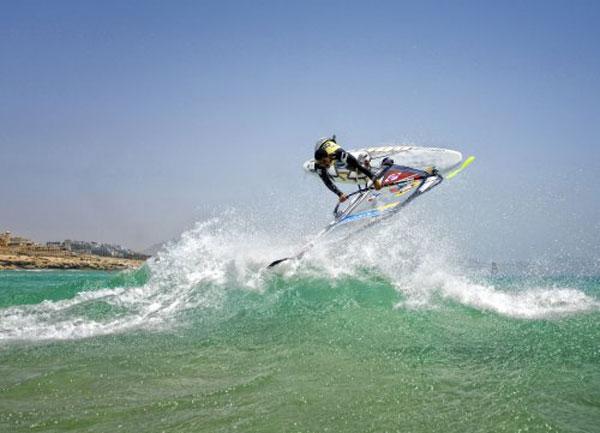 Windsurf Freestyle Fuerteventura 2009 Foto: Veranstalter