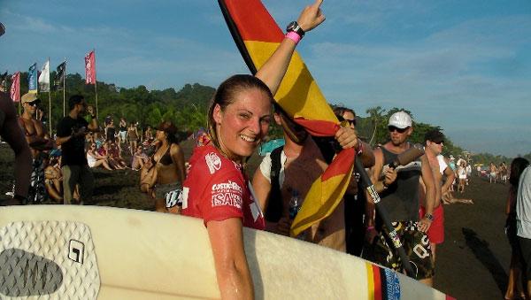 Dritter Tag World Surfing Games 2009 Foto: Groenendijk/Gilhaus
