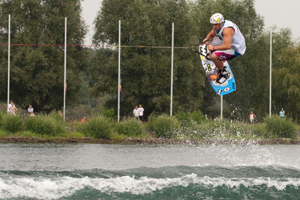 Deutsche Wakeboard-Meisterschaften am Boot Ergebnisse Foto: Jan Miethke