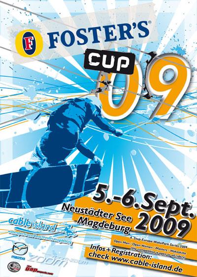 Foster´s Cup 2009. Foto: Veranstalter