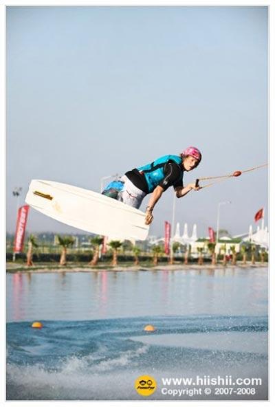 Wakeboard-Europameister Dominik Gührs.  Foto: hiishii.com