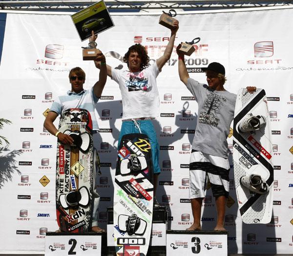 Die Gewinner im Freestyle.  Foto: brandguides