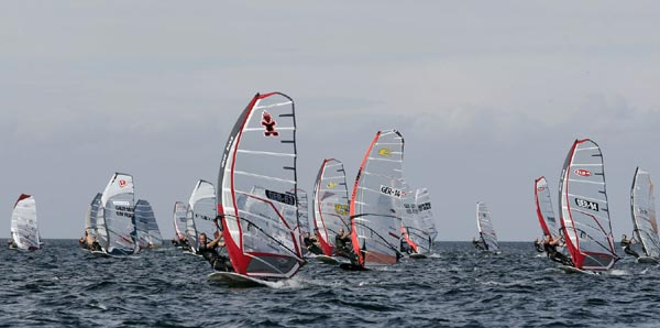 Deutscher Windsurf Cup.  Foto: Stevie Bootz
